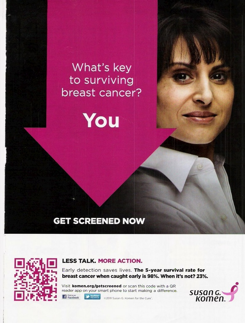 Pinktober get up swinging first the five year survival statistic for breast cancer when caught early is not 98 percent buycottarizona
