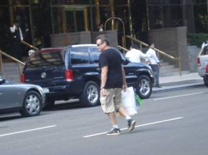 Robin Williams in New York 2008.